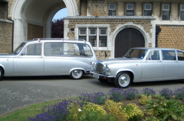 classic funeral cars
